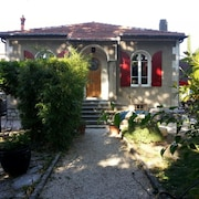 Quiet House With Garden and Jacuzzi Area - 5 Minutes From Avignon