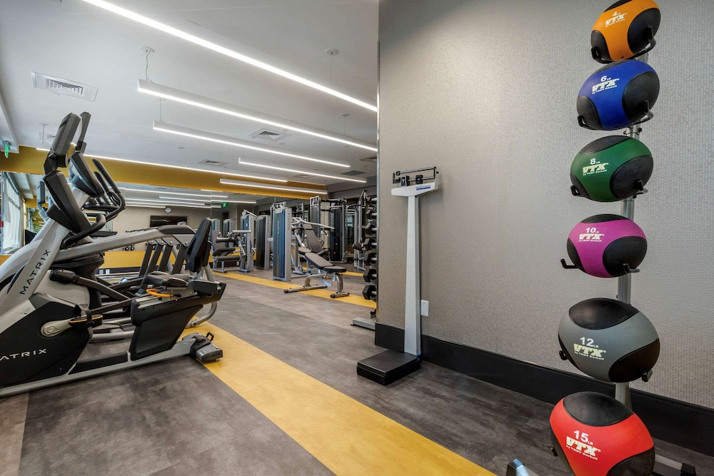 Fitness Facility, Cambria Hotel Arundel Mills-BWI Airport