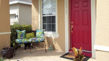 Pet friendly! Lake Nona Vacation Home 2 bedrooms 1 bathroom Centrally located