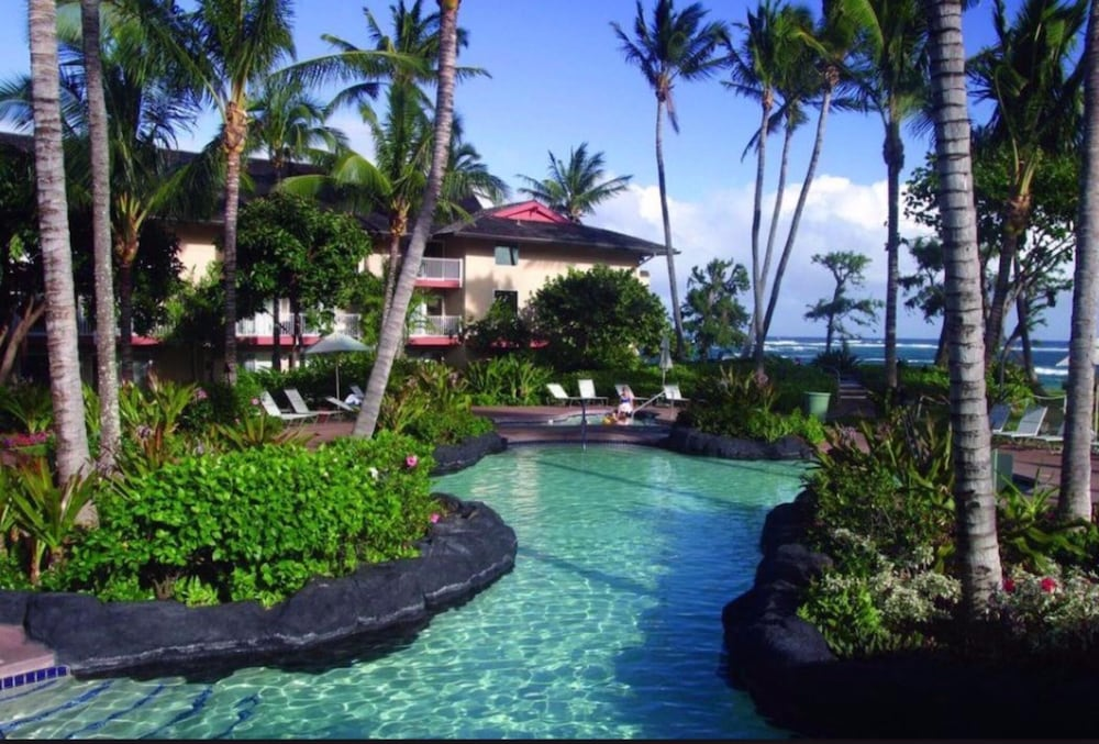 Beautiful One Bedroom Condo At The Kauai Coast Resort In Kapaa