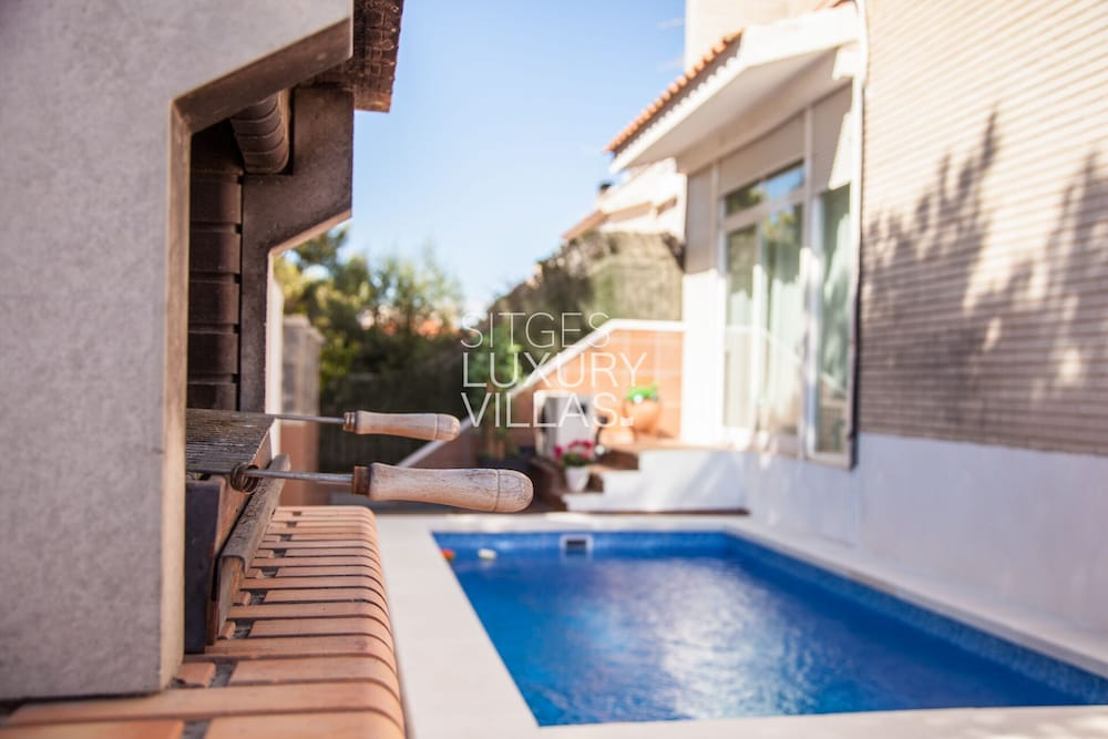Pool, Villa Carmen Heated Pool, 5 Min. Sitges