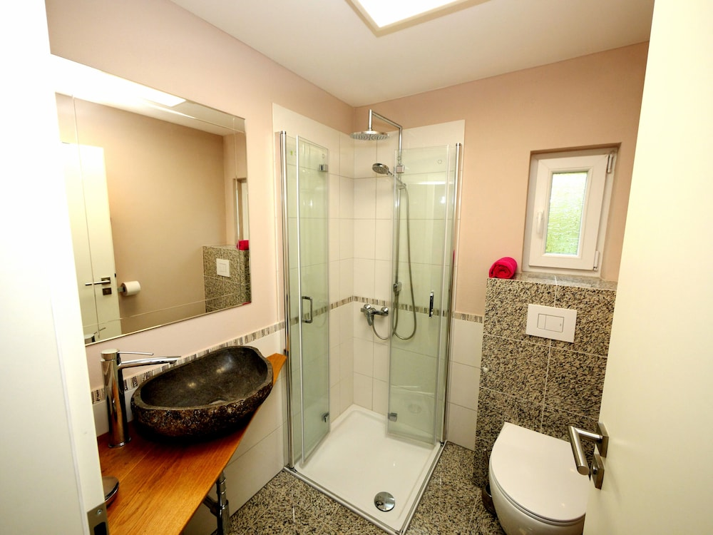 Bathroom, Detached 4 Star Bungalow -3800 sqm Plot in the Middle of the National Park