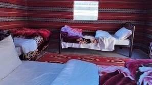 10 bedrooms, premium bedding