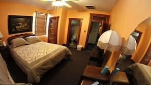18 bedrooms, Internet
