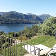 Lake Orta - Whole House - Lake View With Garden AND Beach