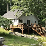 Real Maine Lake Camp Double Occupancy No Children No Pets