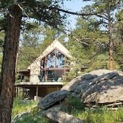 Tucked Away Mountain Cabin For 6 ~ Close To Estes And Rocky Mountain NP