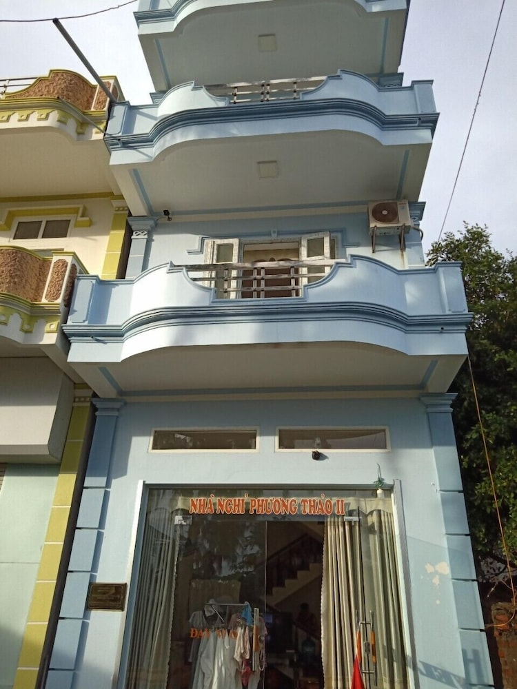 Front of Property, Phuong Thao Guest House