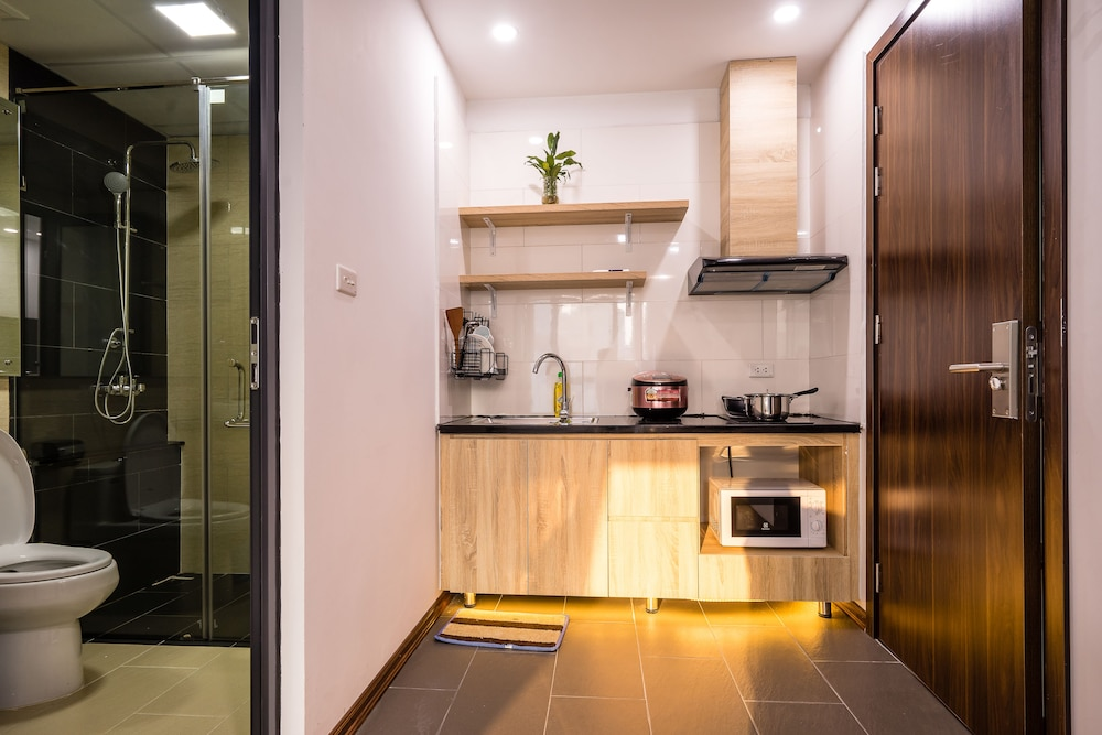 Private Kitchenette, Ann's House