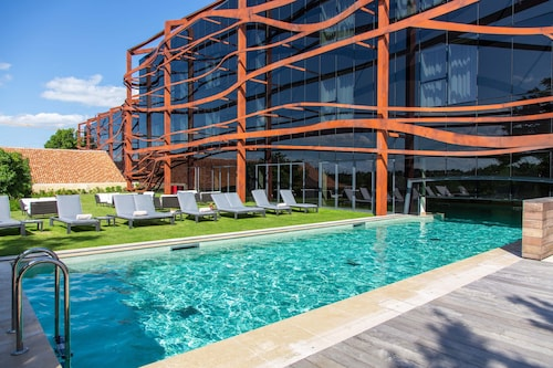 Hotel Chais Monnet & Spa