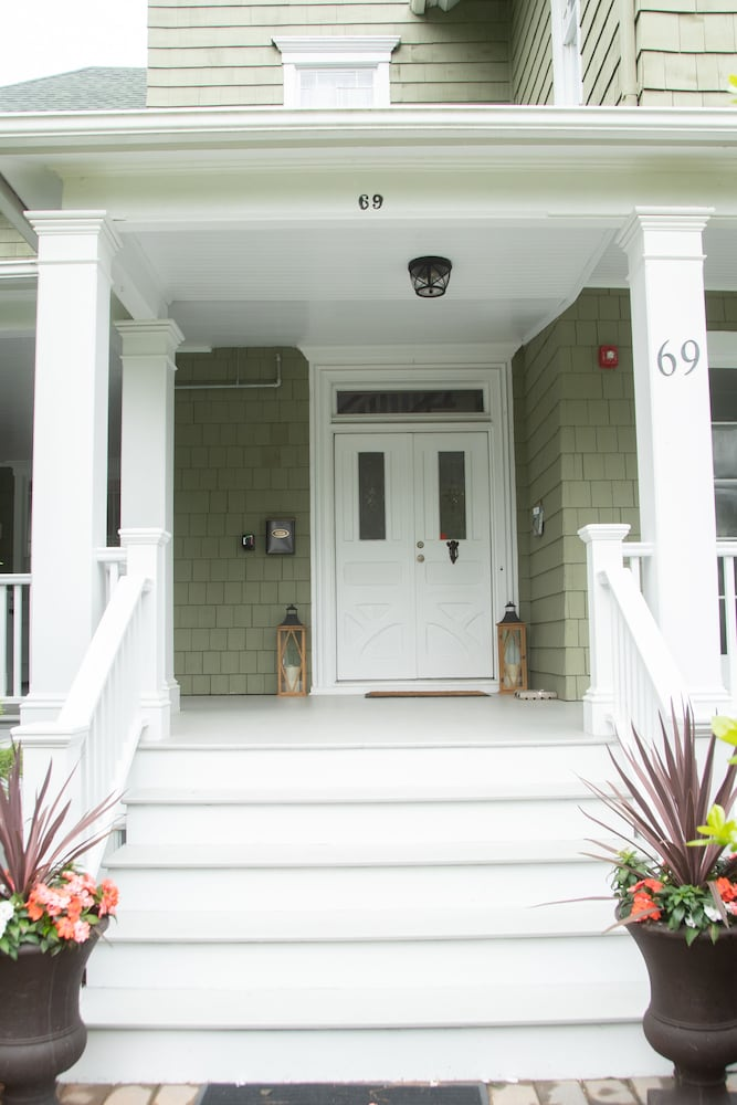 Property Entrance, The Ocean Bay House