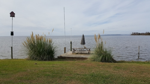 NEW Listing! Peaceful on the Albemarle Sound