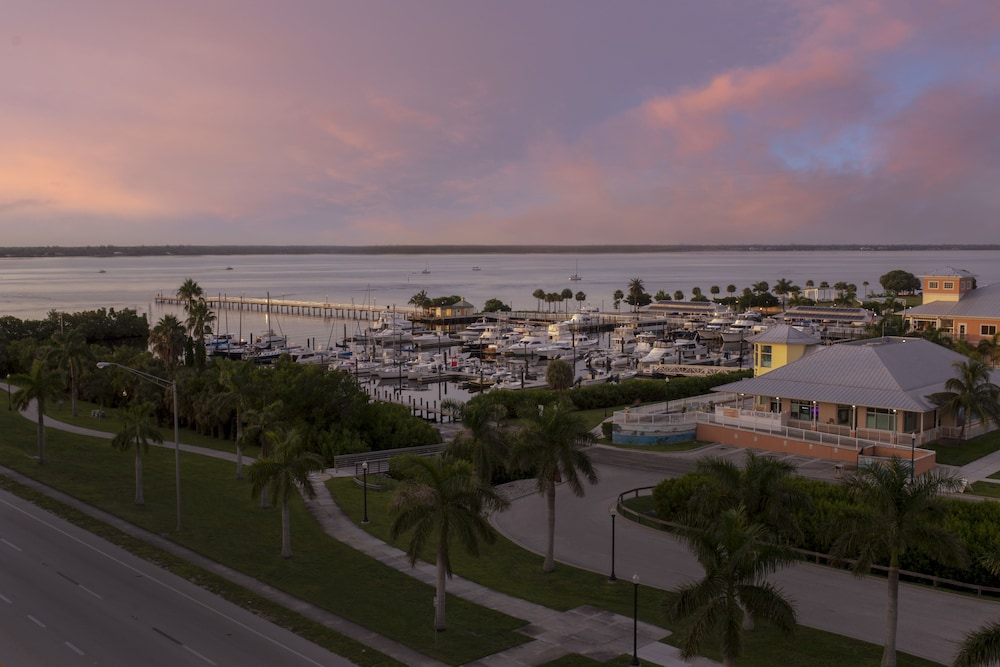 View from Room, SpringHill Suites by Marriott Punta Gorda Harborside