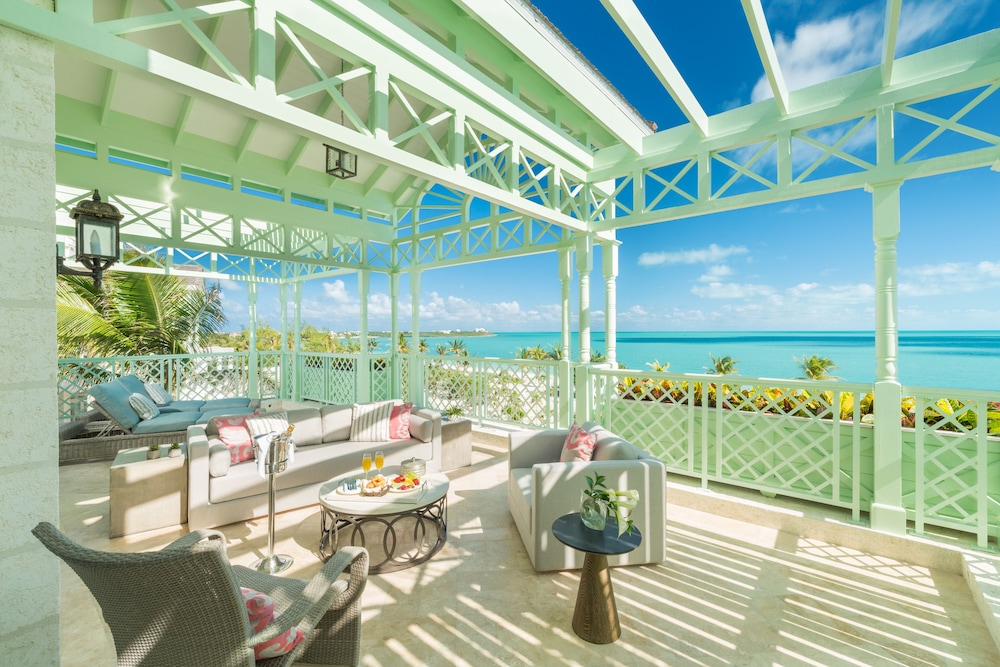 Balcony, The Villas at the Shore Club