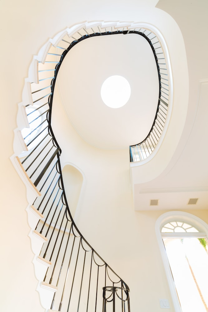 Staircase, The Villas at the Shore Club