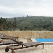 Montejunto Villa - Casa do Mocho With Shared Outdoor Pool, Free Wifi