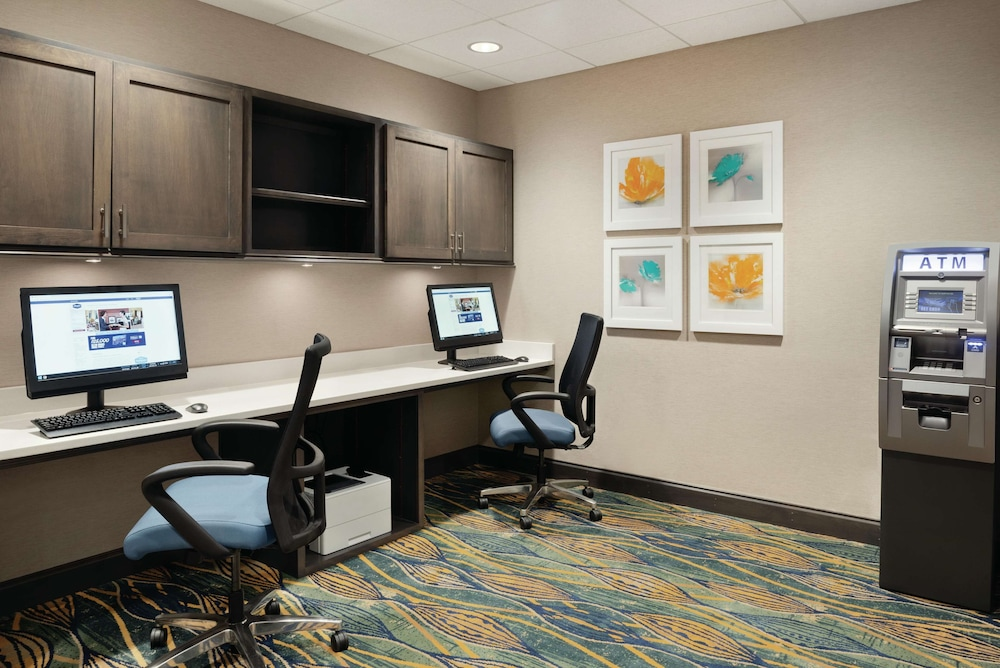 Business Center, Hampton Inn Champaign Southwest IL