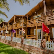 OYO 14146 Beach Side Cottages Studios Morjim