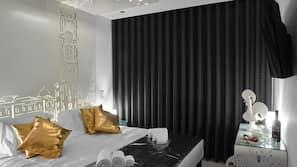 1 bedroom, Egyptian cotton sheets, premium bedding, free minibar