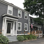 Charming Historical Home Built in 1839 With Modern Amenities