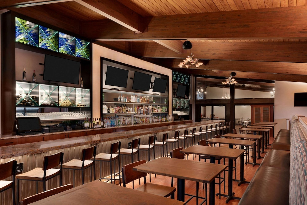 Bar, Wyndham Garden State College