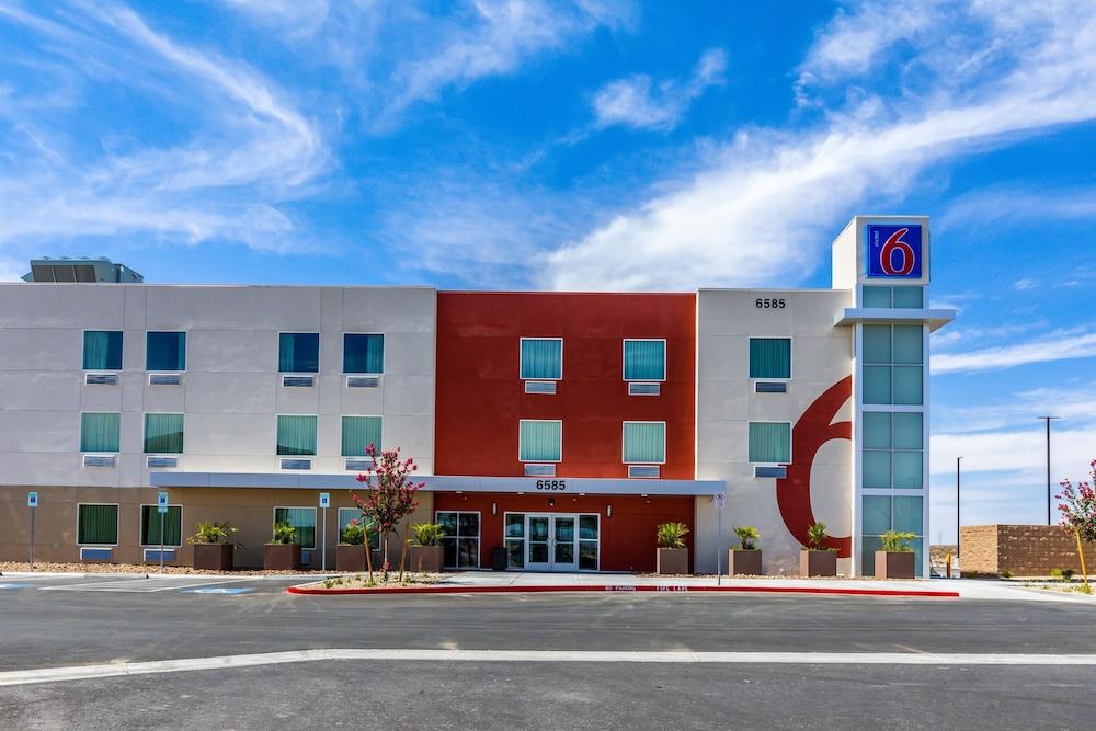 Motel 6 Las Vegas, NV- Motor Speedway in Las Vegas, NV   Expedia