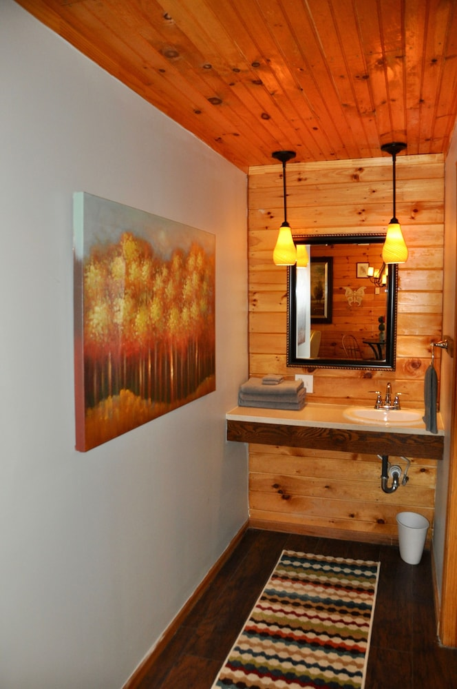 Bathroom, Relax & Recharge!swim, Fish, Boat on Autumn Lake's Cove, Salmon River 3mins Away