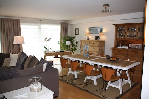Charming and Spacious Apartment 500m From the Most Beautiful Beaches