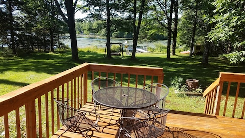 Solberg Lake Retreat W6735 Disappearing Creek Rd, Phillips WI 54555