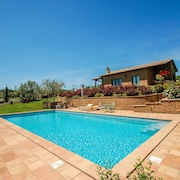 House With Private Pool, Airco & Wi-fi 500m From the Bolsena Lake. Great Views!!