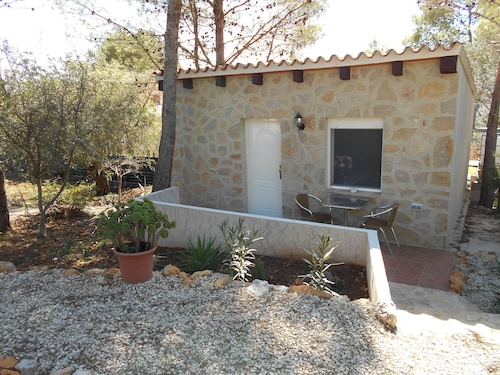 Finca Rustica With air Conditioning and Shared Pool in a Quiet Location