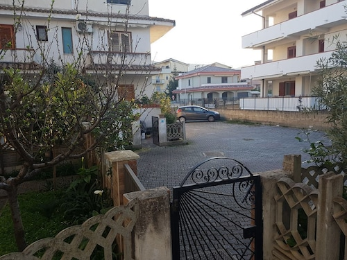 Apartment 100 Meters From the sea in Squillace Lido