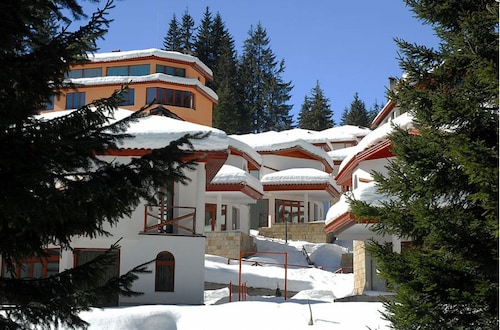 Affordable Ski Chalet Holiday. Quiet Village in a Wood Near Pamporovo