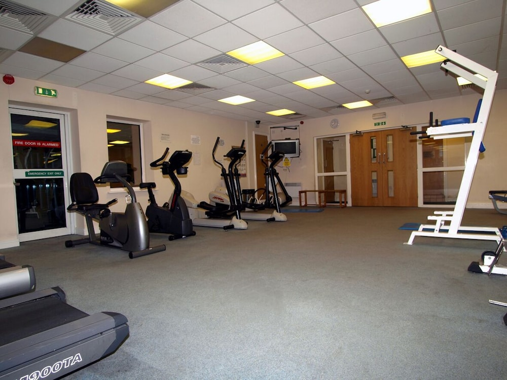 Central london hotel with gym royal lancaster london