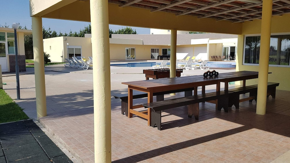 Balcony, Private Resort With 2 Pools, Football Pitch, Tennis Court