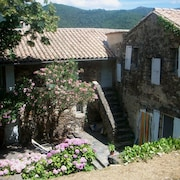 House Cevennes Character Located in a Hamlet Near a Village