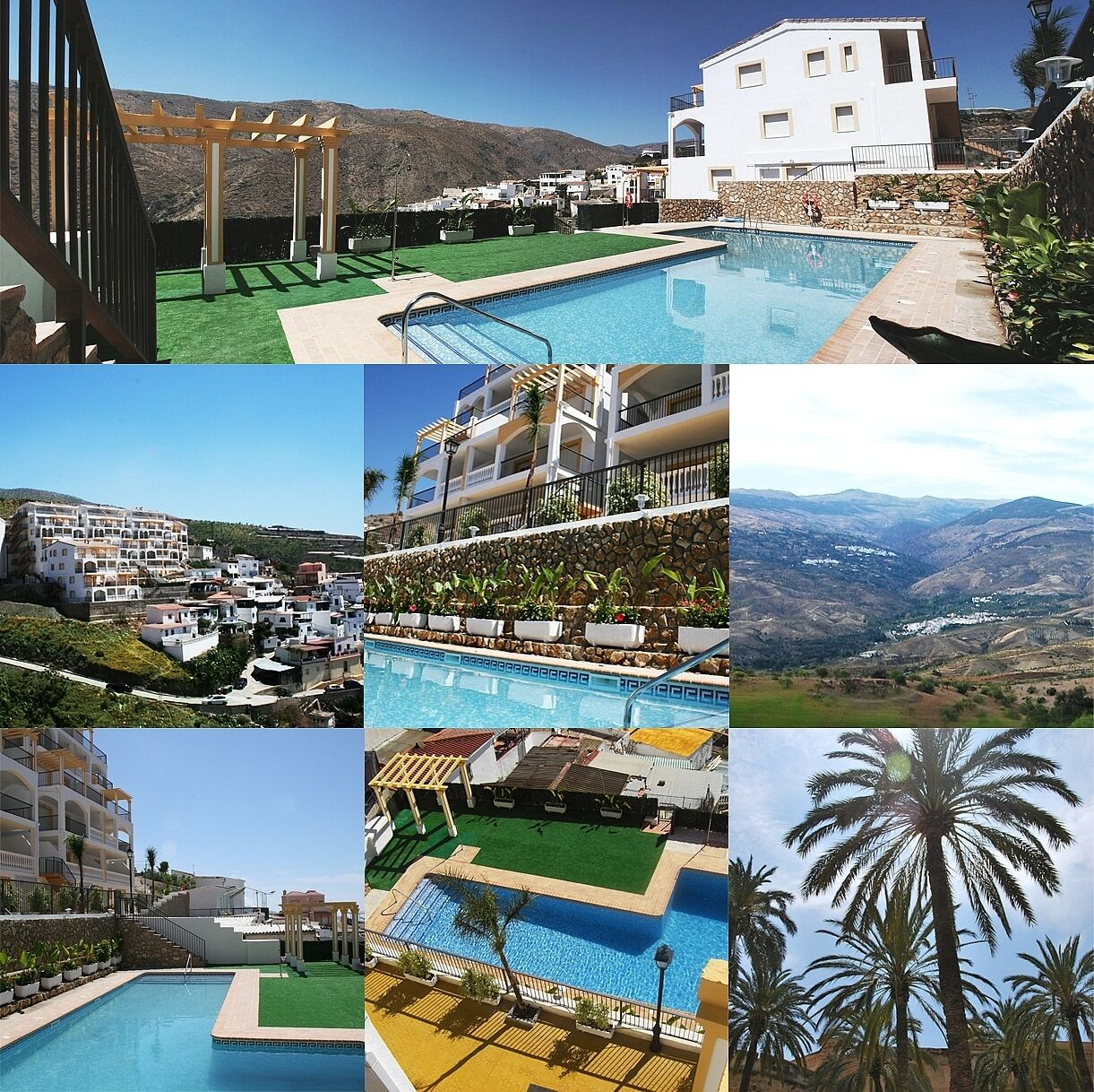 Modern Fully Equipped 2 Bed 2 Bath Apartment With Shared Pool In Andalusia Albunol Esp Great Rates At Expedia Ie