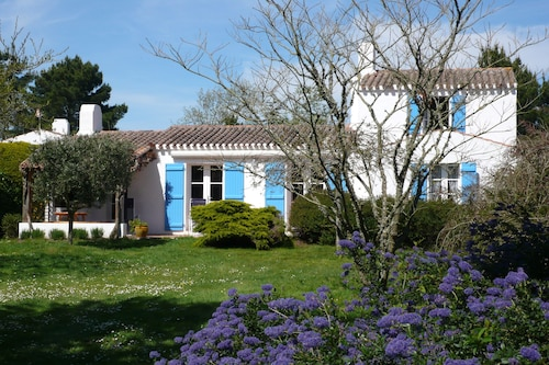 Beautiful Family Home ILE D'yeu