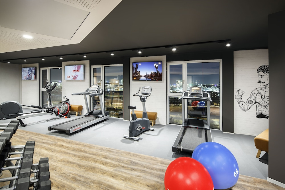Fitness Facility, Holiday Inn Hamburg - Hafencity