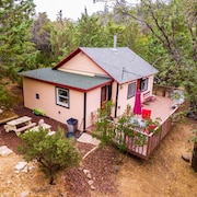 Amazing Historic Cabin Nestled In The Heart Of Julian Near Trails & Town A/C