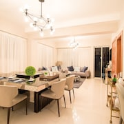 Santo Domingo Luxury Designer 3 Bedroom Apartment for 6 Guests