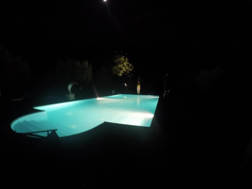 Pool, Domus Mariae Infinity  Swimming Pool, SPA, Not Shared Near Rome Fiuggi Golf