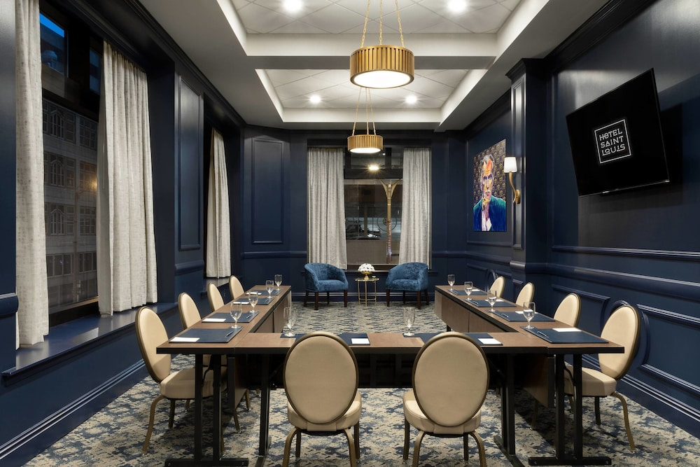 Meeting Facility, Hotel Saint Louis, Autograph Collection