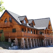 Luxurious Lodge In Utah Perfect For Family Gatherings And Corporate Retreats