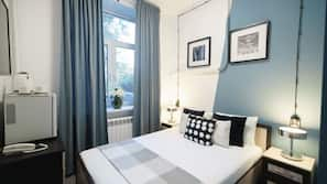 1 bedroom, in-room safe, individually furnished, blackout drapes
