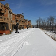 7 Springs - Luxury Southwind Ski-in Ski-out Mountain Townhouse