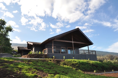 Private House On The Slopes Of Haleakala - Multi-island View