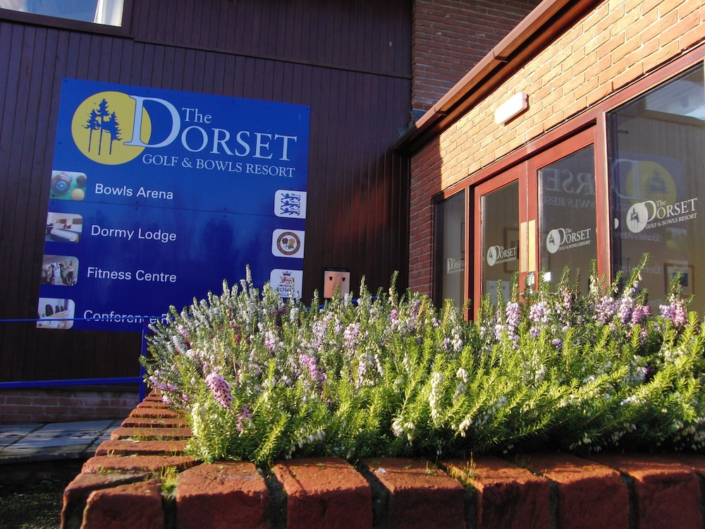 Property Entrance, The Dorset Golf Hotel