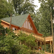 A Buck's Peak - Shenandoah Mountain Hide-away; ADA Accessible in Luray, Virginia