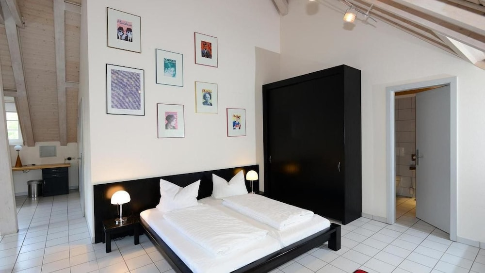 Room, Art Hotel Weimar